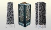 Tower Saunaofen