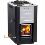 HARVIA Holz-Saunaofen 20 Pro ES mit Wasserbehälter incl. Saunasteine