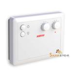 HARVIA Sauna Steuergerät CF9-Combi für Finnische Sauna und Kombibetrieb mit Verdampfer