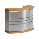 Harvia Saunaleuchte Steel - Saunalampe mit Metallblendschirm Edelstahl
