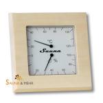 "Sauna Thermo-/Hygrometer ""Wave"" - Gehäuse ESPE"