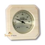 Sauna Thermometer hot.LINE 0-120°C im Holzgehäuse ESPE