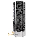 Sentiotec Tower Heater Saunaofen T6 - von 8 - 12 kW mit Saunasteinen