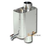 HARVIA Edelstahl Wasserbehälter 22 Ltr.