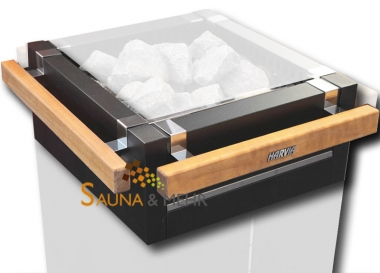 HARVIA Reeling für Virta-Saunaofen 2-tlg. - Front-/Seitenwand -