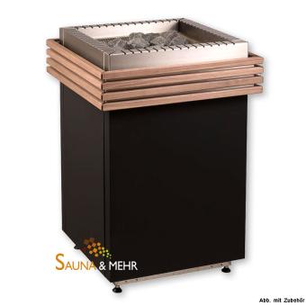 Sentiotec Saunaofen QUBE - von 9 - 15 kW incl. Saunasteine
