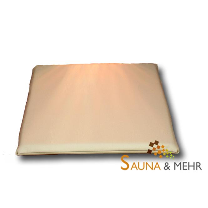 sauna und mehr shop sitzauflage sitzkissen f r infrarotkabine online kaufen. Black Bedroom Furniture Sets. Home Design Ideas