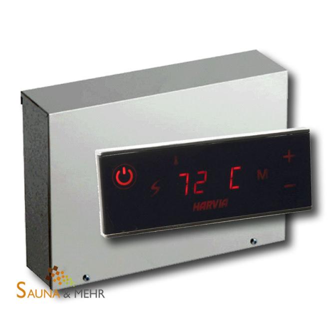 HARVIA Sauna-Steuergerät XAFIR CS110 für Finnische Sauna bis 11 kW