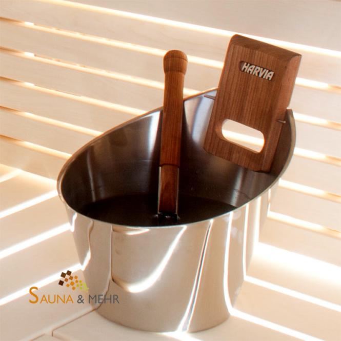 sauna und mehr shop harvia sauna zubeh r set edelstahl online kaufen. Black Bedroom Furniture Sets. Home Design Ideas