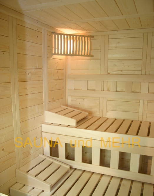 sauna und mehr shop wellfun massivholz saunakabine eck 204 x 204 online kaufen. Black Bedroom Furniture Sets. Home Design Ideas