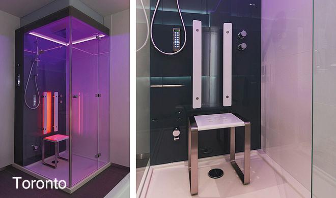 infrarotwrme in der dusche - Infrarotkabine Kombiniert Mit Dusche